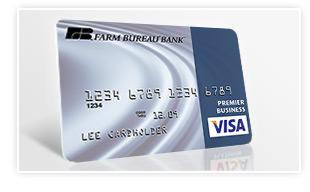 Farm Bureau Visa Credit Card